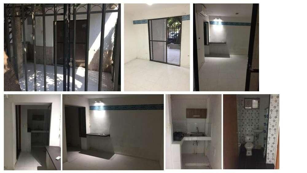 ApartaEstudios con servicios incluidos aire acondicionado