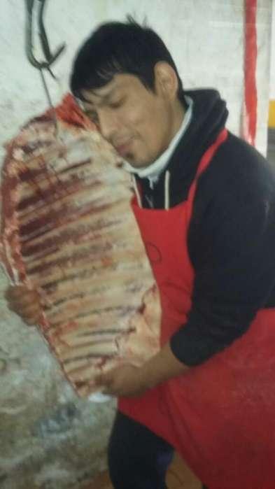 Busco Trabajo de Carnicero