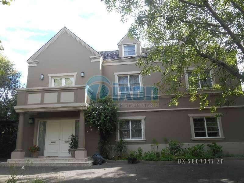 Barrio cerrado Las Marías - Casa Alquiler USD 6.000