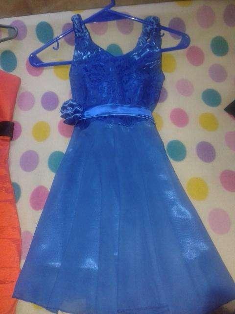 Vestido de Fiesta Niñas Talle 10