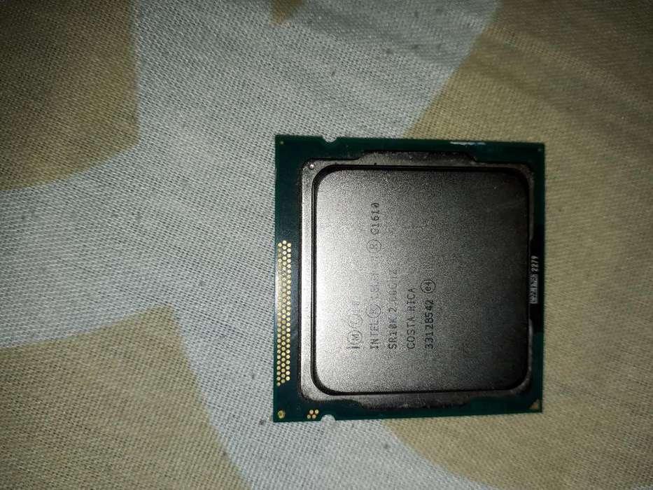 Vendo Procesador Intel Celeron G1610 3ra