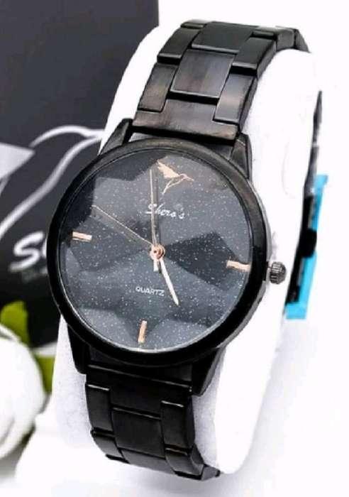 Reloj Dama en Acero Marca Shero's