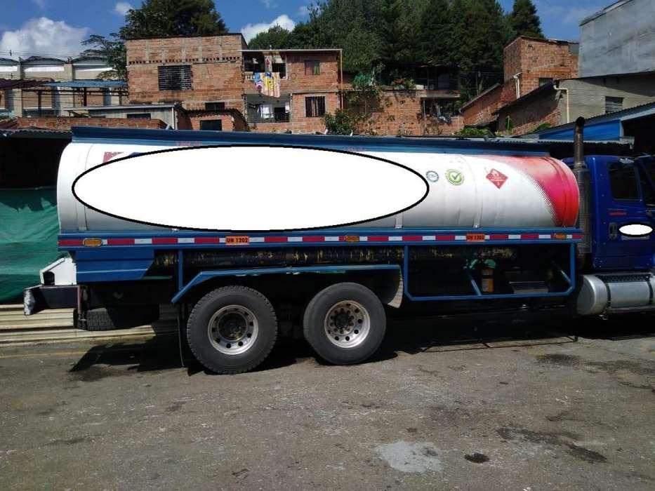 tanque lamina 6000 galones para doble troque muy bueno