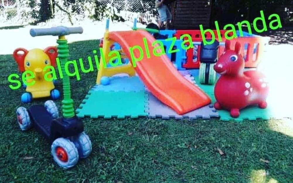Alquiler de Plaza Blanda