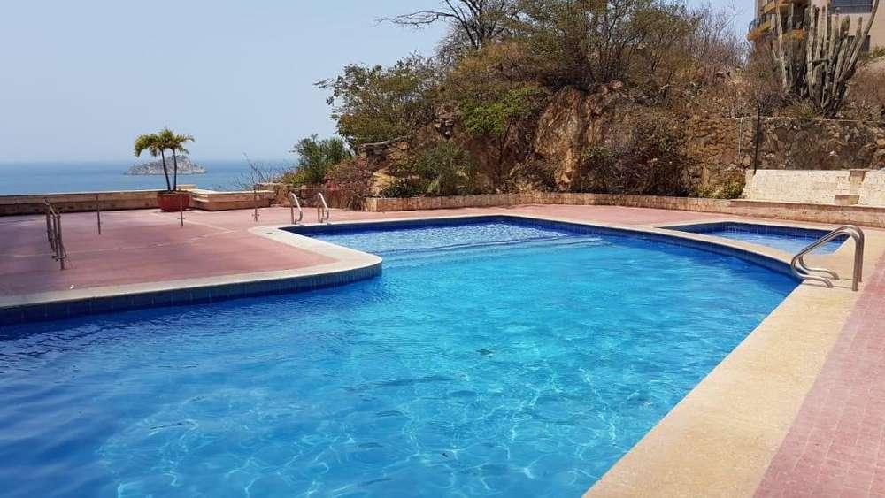 Se arrienda <strong>apartamento</strong> frente al mar Santa Marta - wasi_1472007
