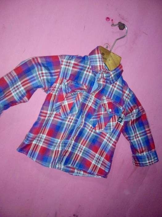 Camisa Varón 1 a 3 Años
