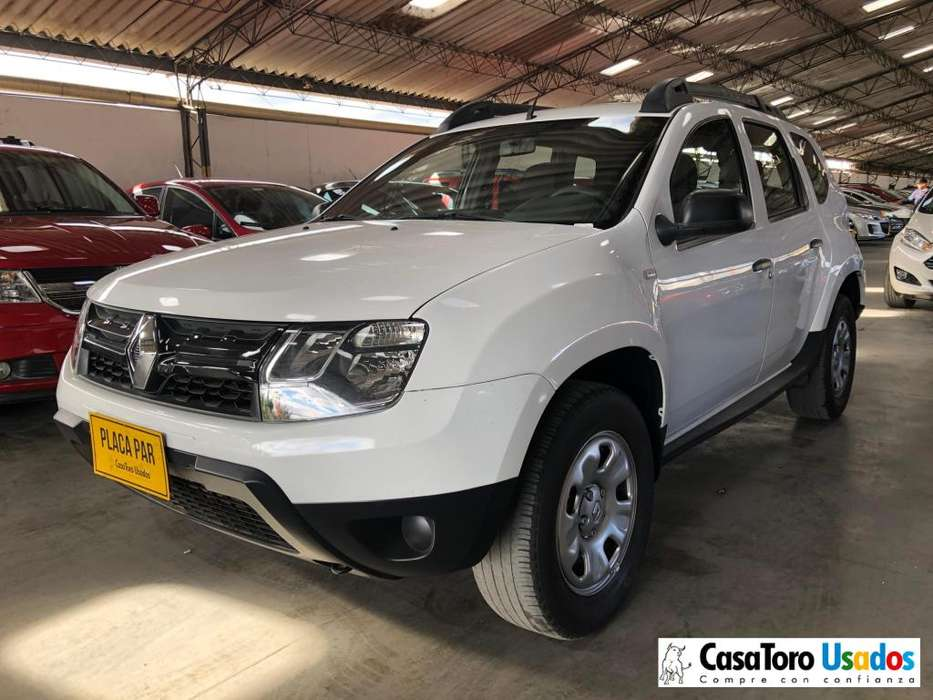Renault Duster 2017 - 25541 km
