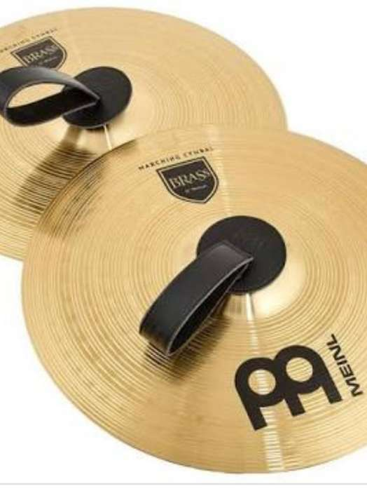 Platillos Marching Cymbal Serie Arena