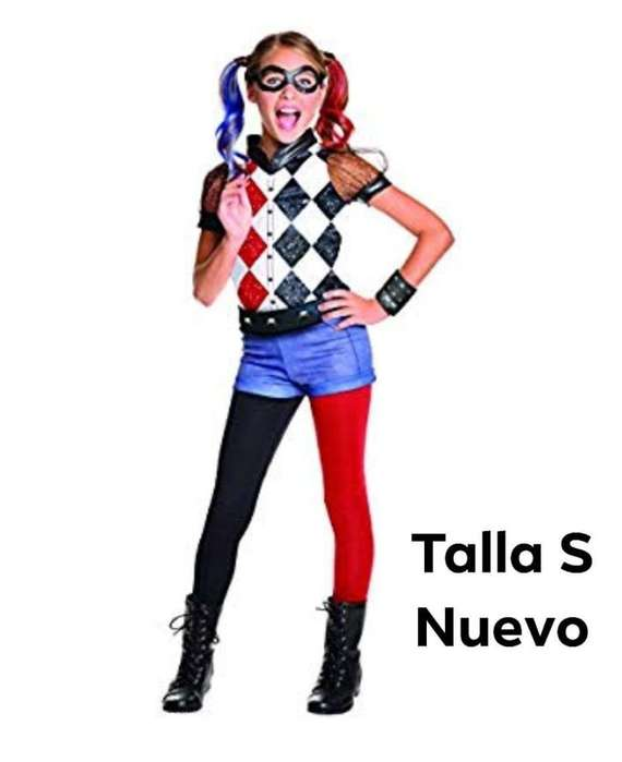 Disfraz de Harley Quinn