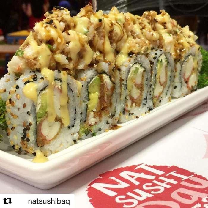 Solicito Chef de Sushi con Experiencia
