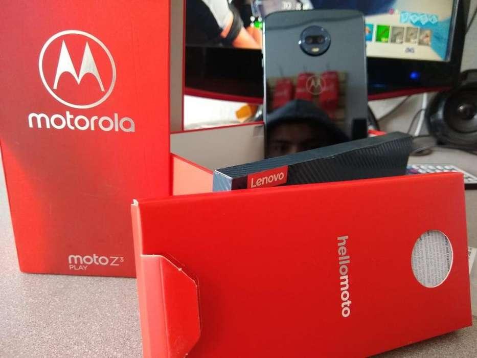 Vendo O Cambio Motorola Z3 Play
