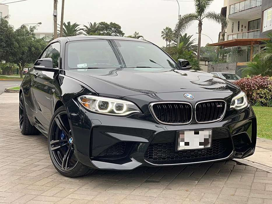 <strong>bmw</strong> M2 2017 - 7000 km