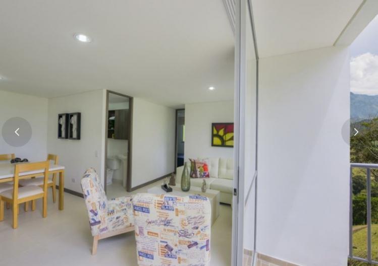 Apartamento En Venta La Estrella Sector La Tablaza Código:811967