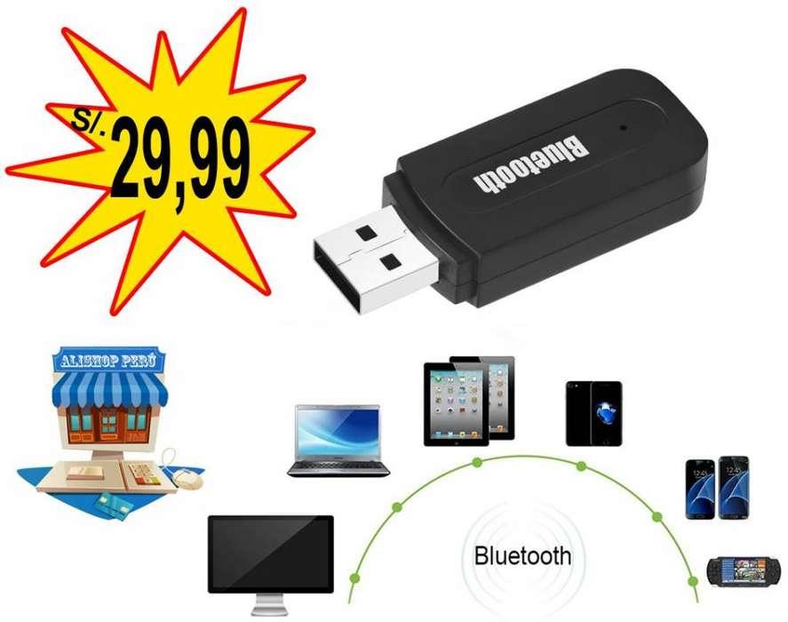 Receptor USB Bluetooth 4.0 Adaptador Equipo Sonido Autoradio