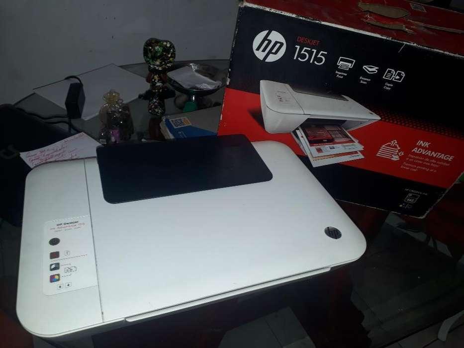 Impresora Hp 1515