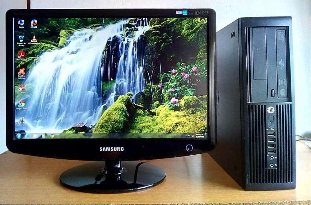 Hp 4000 Pro Más Monitor Samsung