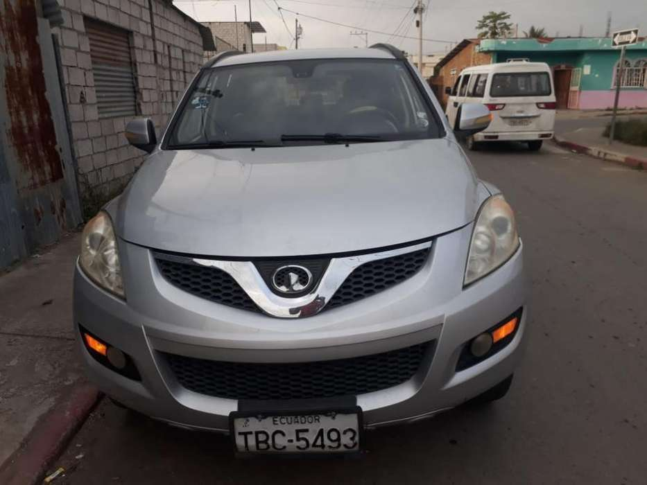 Great Wall H5 2012 - 195000 km