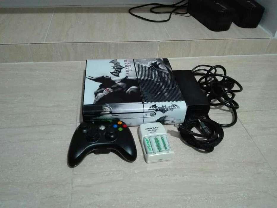Vendo Xbox 360 Super Slim 5.0