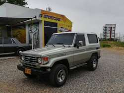 Vendo Toyota Land Cruiser Fzj78 Macho