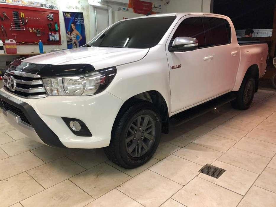 Toyota Hilux 2016 - 170000 km