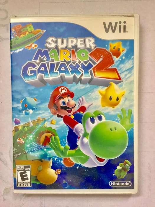 Super Mario Galaxy 2 - Videojuego Wii