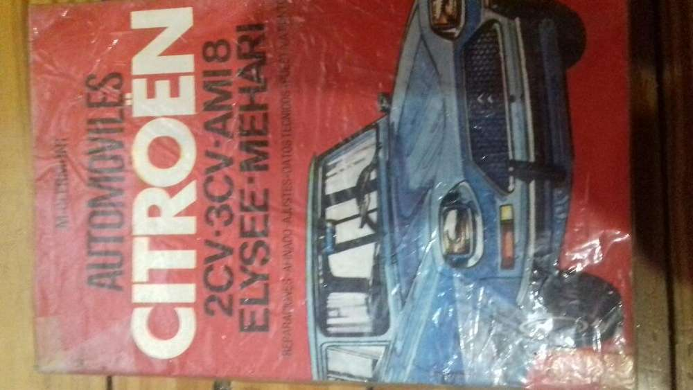 Manuales Originales Citroen