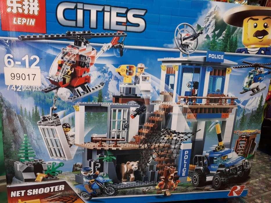 Armatodo Grandetipo Lego Nuevo