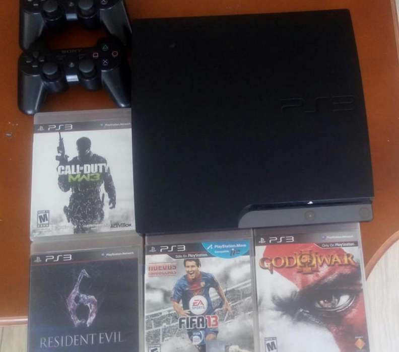 Se Vende Play Station 3 Perfecto Estado