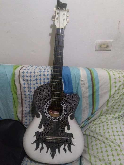 Se Vende Guitarra Acústica, Perfecto Est
