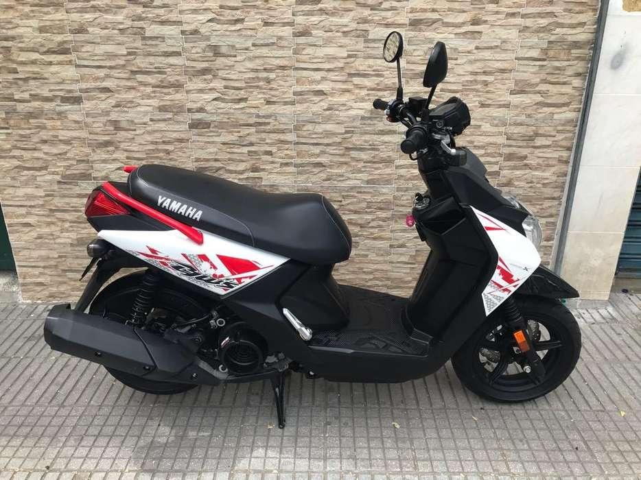 Yamaha Bws 2019