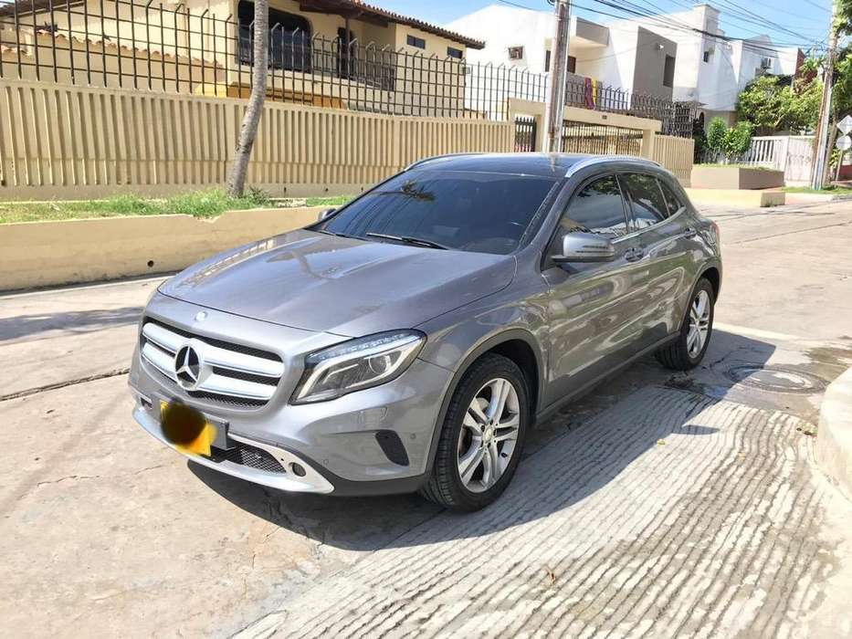 <strong>mercedes-benz</strong> Clase GLA 2015 - 38000 km