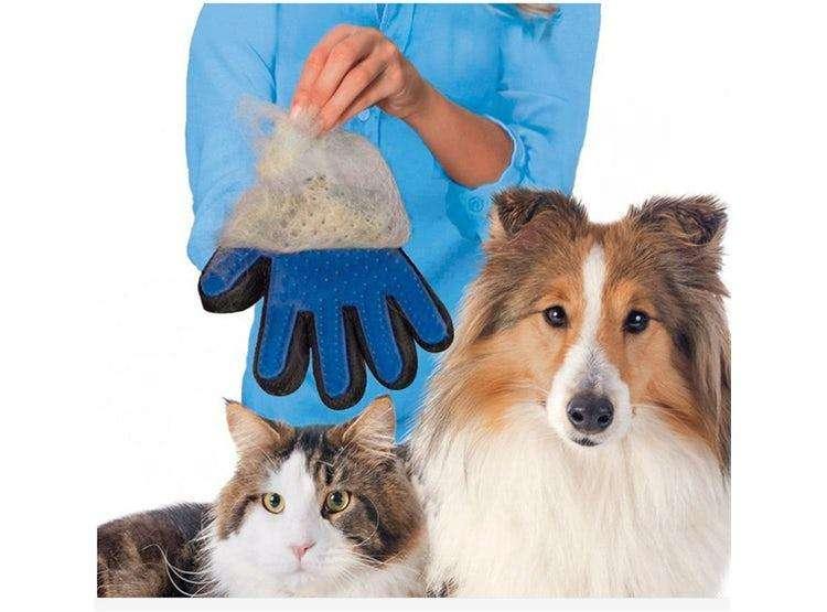 Guante Cepillo para mascotas