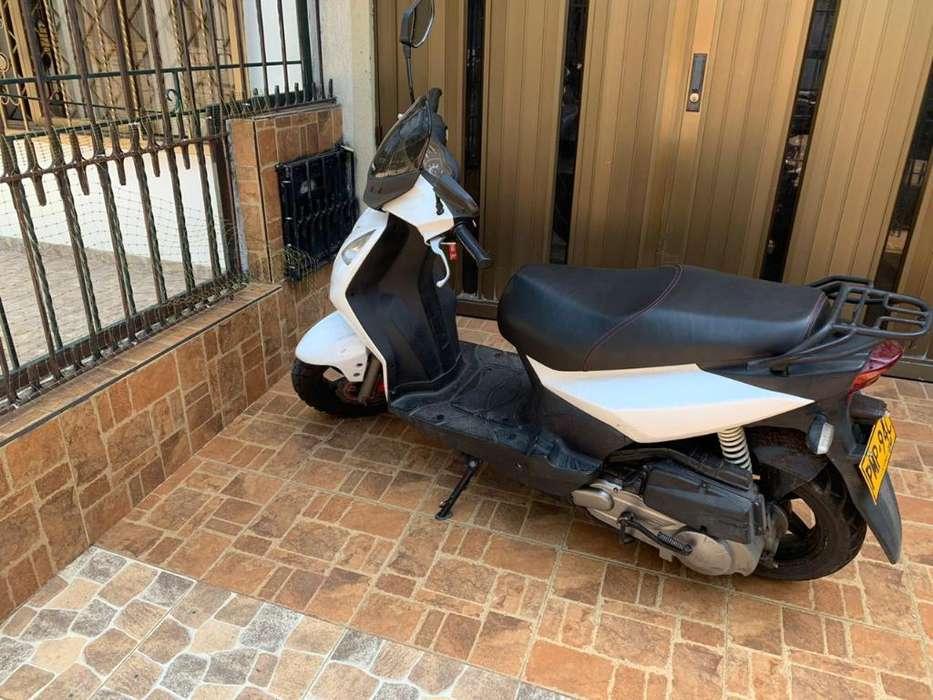 Gangazo Cali Hermosa Motoakt Dinamic 125
