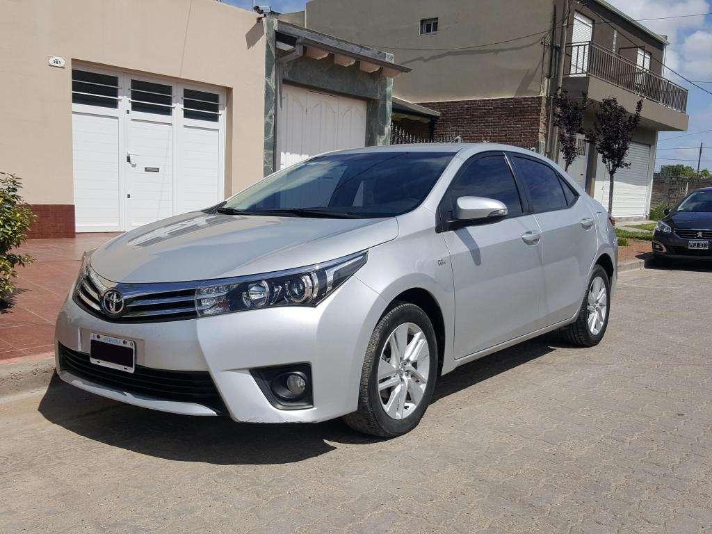 Toyota Corolla XEI NUEVO! 2014 PERMUTO o CONTADO!