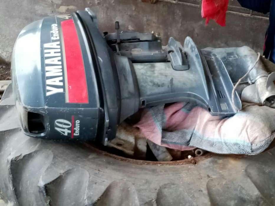 Se Vende Canoa Y Motor Yamaha40