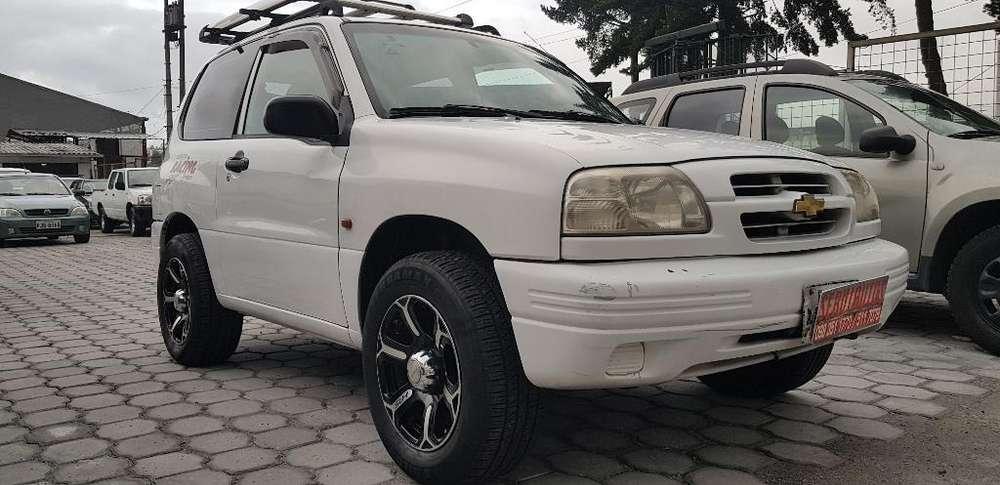 Chevrolet Grand Vitara 2002 - 315000 km