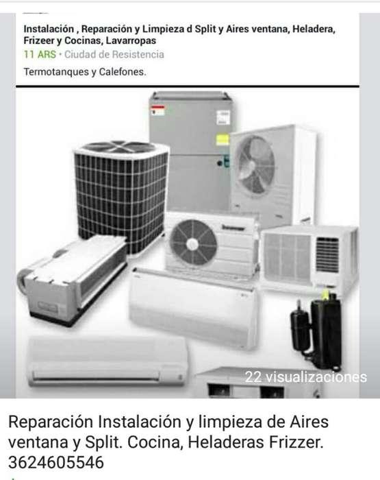 Servicios de Instalación Reparación