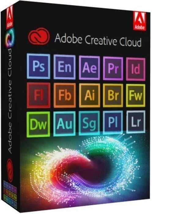 Programas de Edición Adobe Creativ Cloud