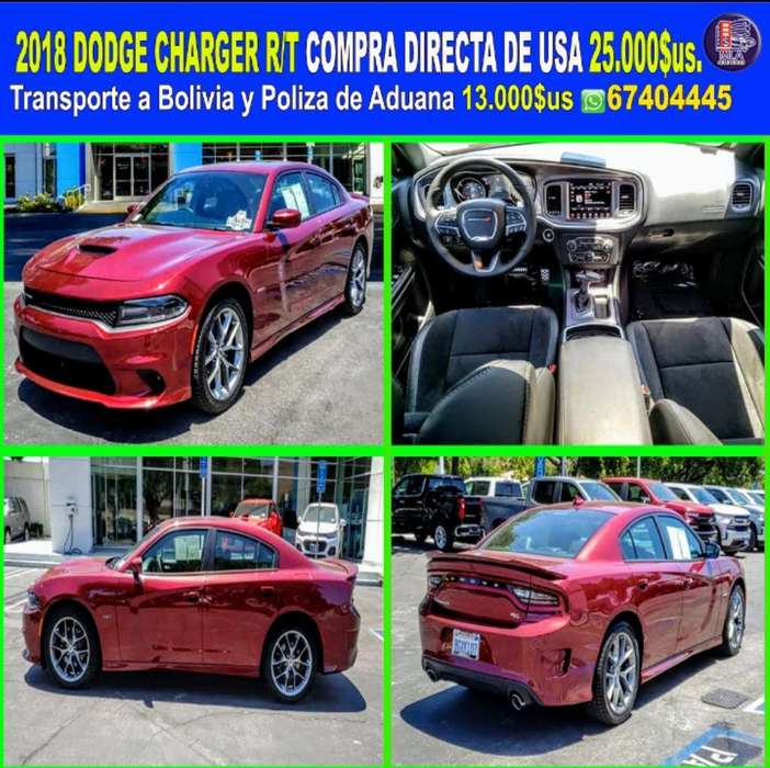 Dodge Charger 2018 - 282 km