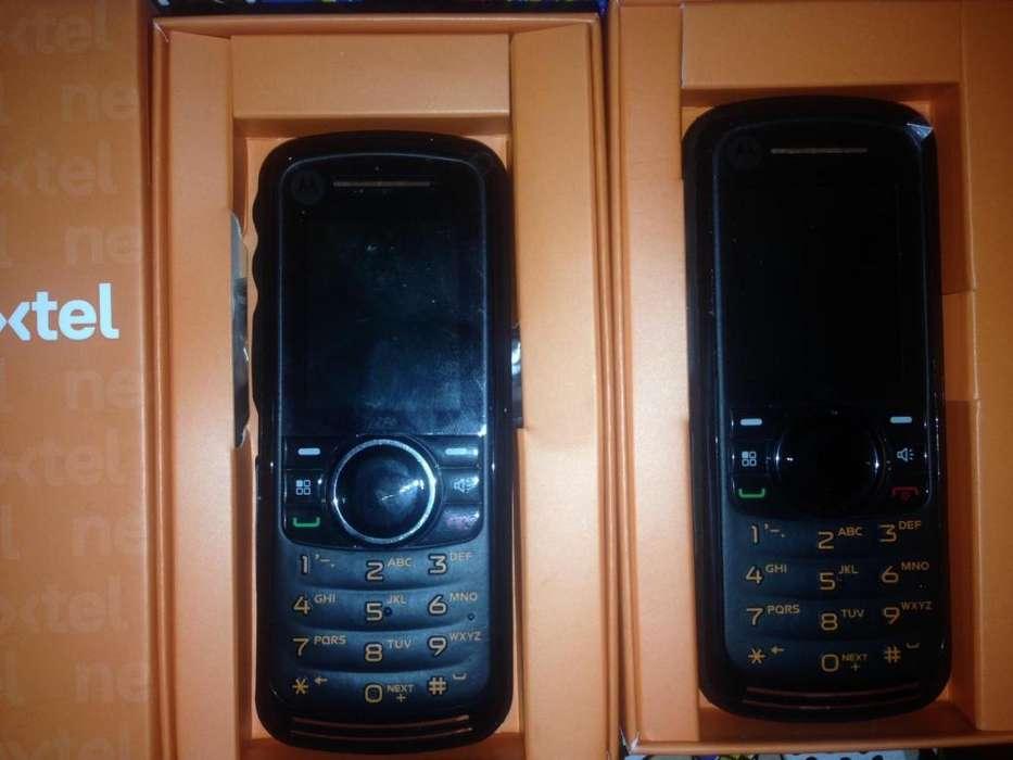 celular <strong>nextel</strong> i296 libre nuevo en caja sin uso 0km