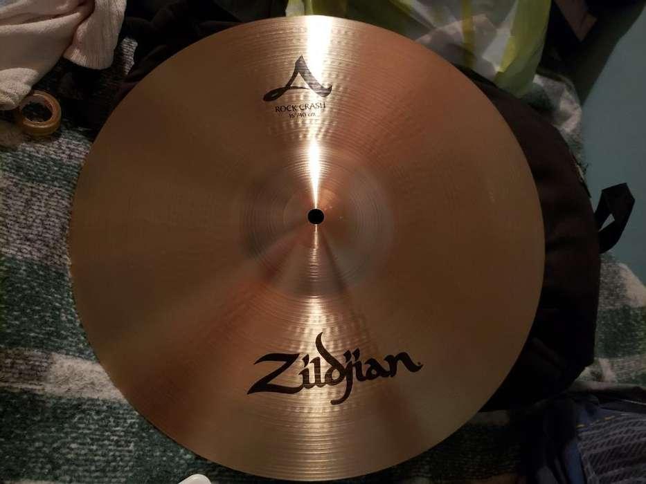 Zildjian Avedis Rock Crash.