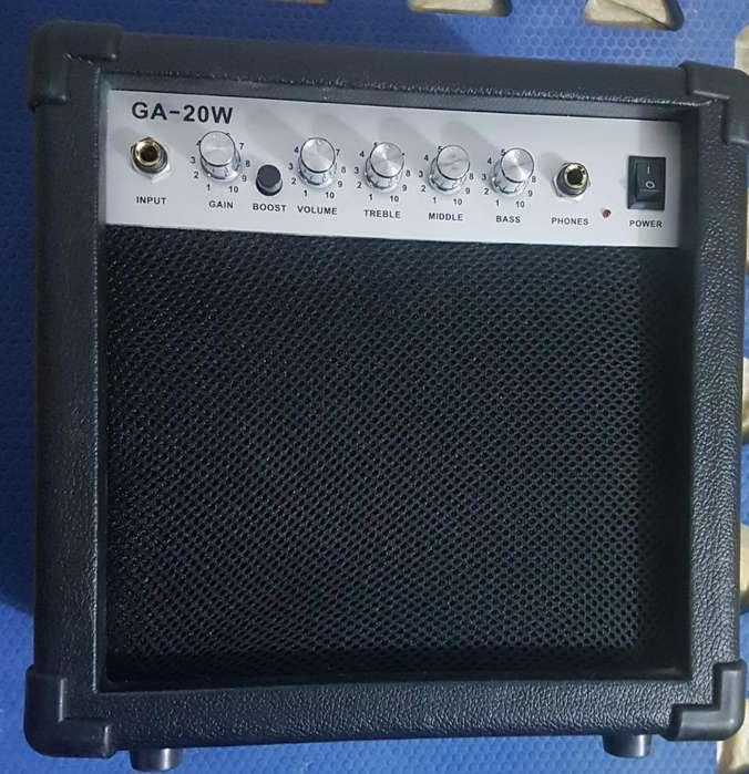 Amplificador para Guitarra 20w