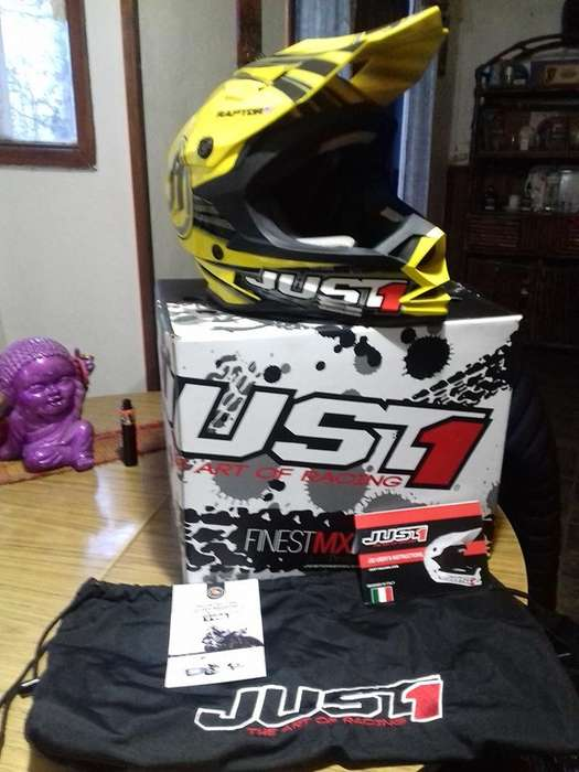 Casco Just1 Antiparras Ls2