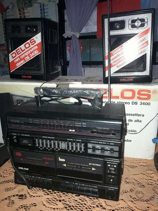 Vendo Equipo de Radio con Potentes Bafle
