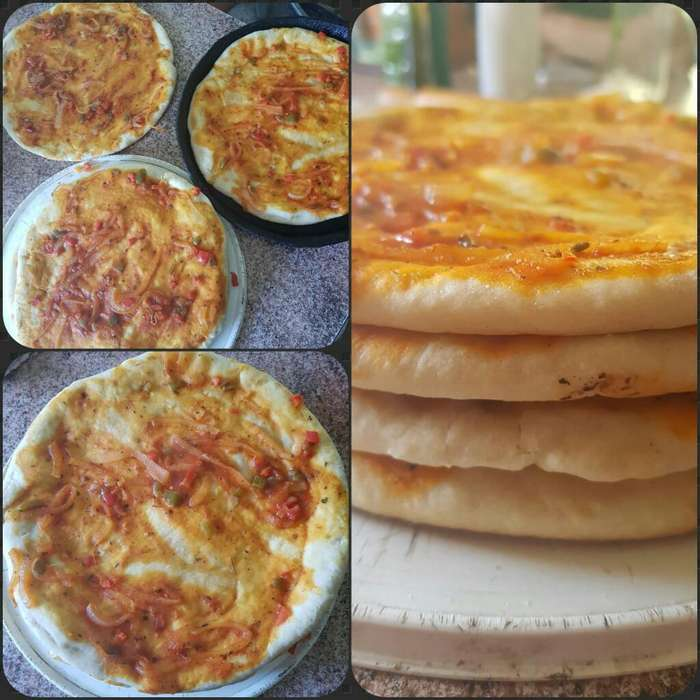 Pre-pizzas