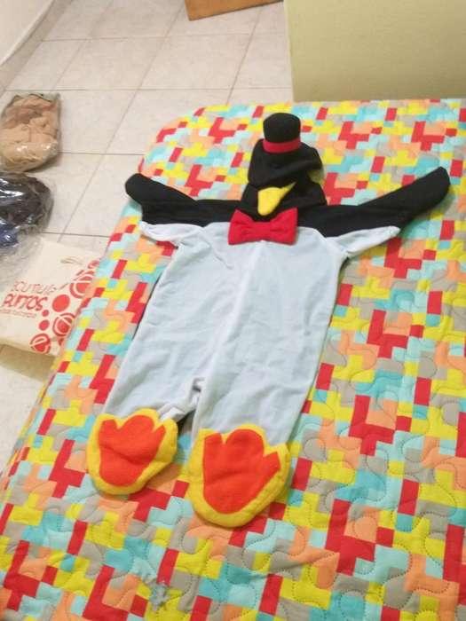 Disfraz Pinguino Bebe Excelnte Estado