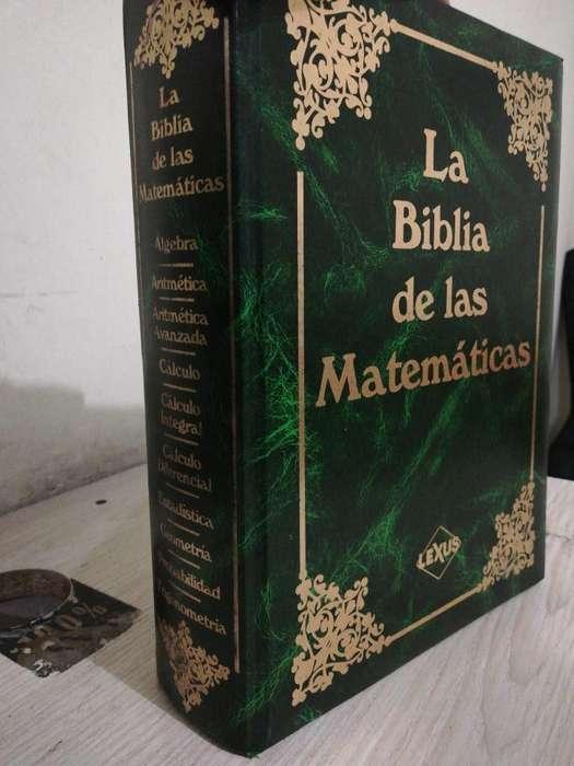 Biblia de Las Matemáticas