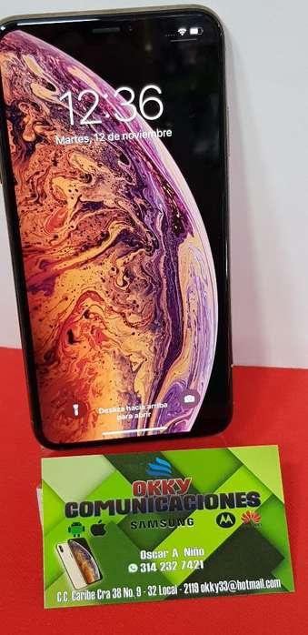 iPhone Xs Max de 64 Y 256 10 de 10