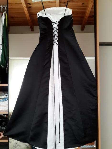 UNICO!!! Vestido de fiesta largo. Traído de EEUU.