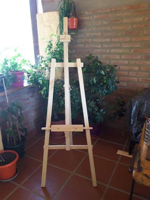 Vendo Atril Para Artística Profesional 3516628010